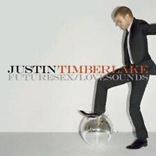 Future Sex / Love Sounds Explicit Lyrics Audio CD Justin Timberlake