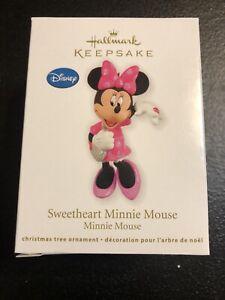 hallmark ornament Minnie mouse