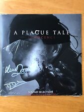 A Plague Tale: Innocence Vinyl Sountrack SIGNED