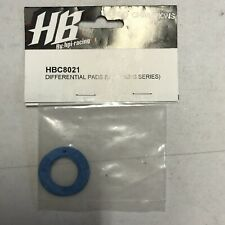 Hot Bodies Racing Differential Pads (D815, D8) - HBC8021