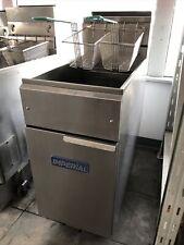 Imperial Natural Gas Deep Fat Fryer Open Pot Ifs40