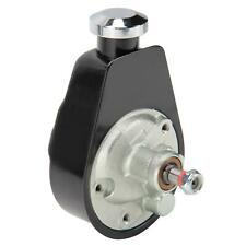 Tuff Stuff Black Chevy Saginaw Power Steering Pump-Reservoir/Cap