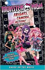 Monster High: Frights, Camera, Action!: The Junior Novel, New, Finn, Perdita Boo