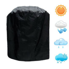 ALS_ Waterproof Anti UV Round Outdoor BBQ Grill Furniture Cover Protective Case