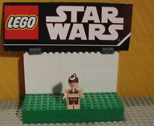 "Star Wars Lego Minifigure-Mini Fig-"" Princess Leia - Key Chain - Read """