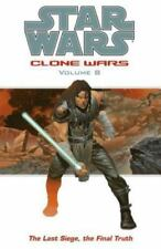 The Last Siege, The Final Truth (Star Wars: Clone Wars, Vol. 8)-ExLibrary