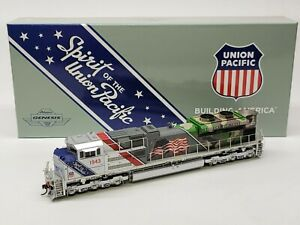 New Athearn Genesis SD70ACe Union Pacific #1943 w/ Tsunami2 Sound ATHG01943