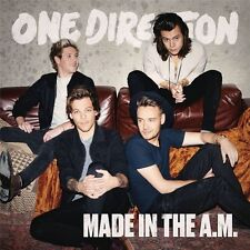 ONE DIRECTION-Made In The A.m.(2015)-Perfect, Drag Me Down-New And Sealed