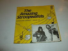 "THE AMAZING STROOPWAFELS - Lonesome Cowboy - 1985 Dutch 7"" Juke Box Single"
