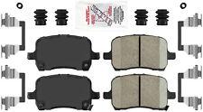 Disc Brake Pad Set-Rear Disc Front Autopartsource PTC1028
