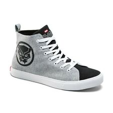 Marvel Black Panther High Top Sneaker, Size 10