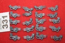 Warhammer 40k marines espaciales Terminadores 10 X WH40K bits de brazo rayo garras Par