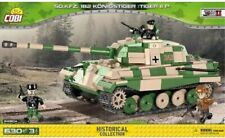 COB02480A - Cobi - Small Army - SD. KFZ. 182 Konigstiger (630 PCs) King Tiger