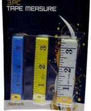 "UK Body Measuring Ruler Sewing Cloth Tailor Tape Measure Soft Flat 60"" /150cm"