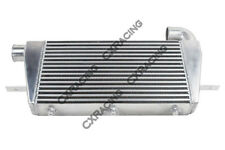 "CXRacing 3"" Thick Turbo Intercooler 27x15x3 For Toyota Supra 7MGTE 7M-GTE"