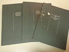 FMC Bearing Technical Manuals (3) 1970 Link Belt Product Catalog Illustrated