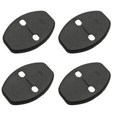 4pcs Car Door Lock Protective Cover Kit For VW MK6 POLO GOLF JETTA V SCIROCCO