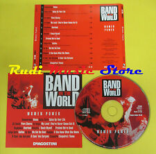 CD BAND IN THE WORLD WOMEN POWER compilation 2005 BANANARAMA SPICE GIRLS (C2)