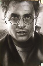 """Harry Potter ART CHARCOAL DRAWING 8X12"""""""