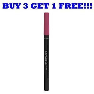 L'Oreal Lip Liner Infallible  Darling Pink 102