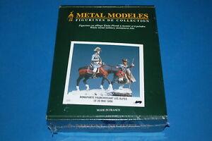 Metal Modeles - Bonaparte Franchissant Les Alpes Le 20 Mai 1800 scala 54mm