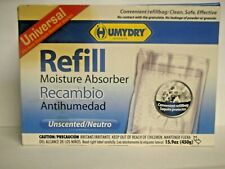 Humydry Unscented Moisture Absorber Refill, 15.9-Ounce