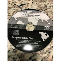 2005 - 2011 Cadillac STS NEW Navigation DVD Map Update p/n: 23286274 v 10.0 gps