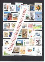 2019 der Republik Italien,Jahrgang Vollständige,Briefmarken Neu,73 Val + 5 ( Bf