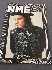 NME Magazine August 18 2017 James Bay London Grammar Photo Cover And Interview