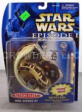 Star Wars Episode 1 Action Fleet Mini Scene #7 Watto's Deal Galoob '99 NiB 79024