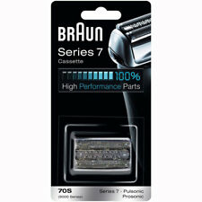BRAUN Series 7 Pulsonic 9000 Shaver 70S Foil+Cutter Head Replacement Blades