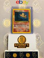 Blaine's Moltres 1/132 LP/NM Near Mint Gym Heroes Rare Holo Pokemon Card