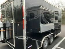 2018 85 X 16 Freedom Mobile Kitchen Food Concession Trailer For Sale In Vir