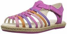 baby toddler girls UGG leather sandal infant uk 5 / 22.5 eu pink shoes kids