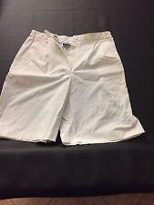 Women's Le Coq Sportif White Tennis Shorts Size 8 Excellent Condition