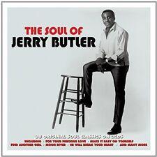Jerry Butler - Soul of [New CD] UK - Import