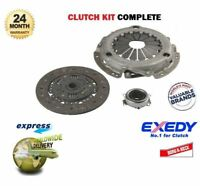 FOR TOYOTA CELICA ST162 ST182 MR2 SW20 2.0 GT 1985-1990 NEW 3 PIECE CLUTCH KIT