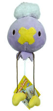 Pokemon Center - DRIFLOON CANVAS Plush Poke Doll JAPAN 2007 w/TAG Mint very RARE