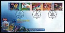 2000 MALAYSIA FDC - CENSUS FOR PLANNING NEW MILLENNIUM