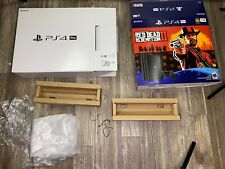 BOX FOR PS4 Pro Red Dead Redemption 2 EMPTY BOX ONLY NO SYSTEM OR GAME