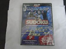 Imagination Interactive DVD Game ~ SUDOKU Brand New