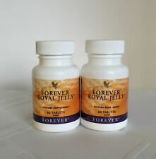 Forever Living Royal Jelly Bee Food Supplement 120 tablets reduced