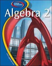Glencoe Algebra 2 by McGraw-Hill / Holliday