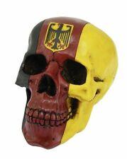 Totenkopf Schädel Totenköpfe Gothic Skull Dekoration Larp 18cm Mystik Deko NEU