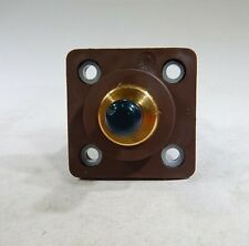 Leviton 16R23-UH Receptacle 1-Pole Cam-Type 400A 600V Brown T3