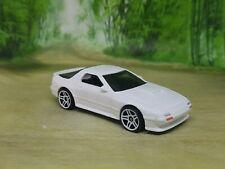 Hot Wheels '89 Mazda RX-7 Diecast Model Car 1/64 - Excellent Condition