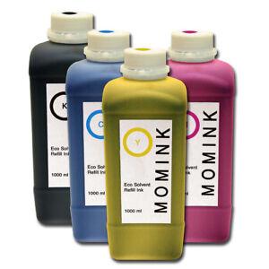 1000 ml Eco Solvent Tinte für Epson® Mimaki® Mutoh® Roland®