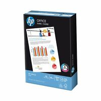 HP A4 80gsm Office White Copier Printer Paper Laser Inkjet - 500 Sheets 1 ream