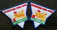 Patchs Badges Angleterre Premier League Champion 93 maillot de foot Manchester