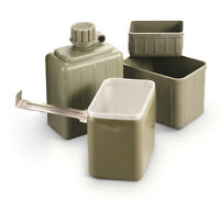 Yugoslavian Army BASIC SET Canteen Cook set Mess Tin Cutlery SURPLUS ver 2